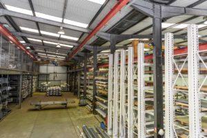 Entrepôt de stockage PAAL