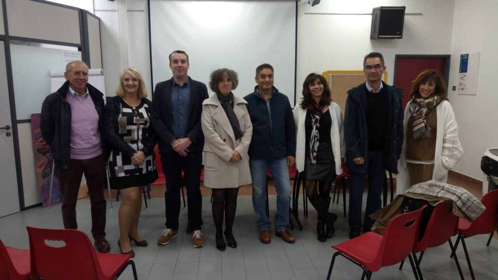 Chefs d'entreprise au Lycée Guillaume Apollinaire de Nice