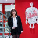Christine SCARAMOZZINO, présidente PAAL Profilés aluminium et acier Photo Sophie Boulet